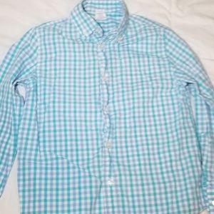 CrewCut Boys oxford button down shirt sz 8